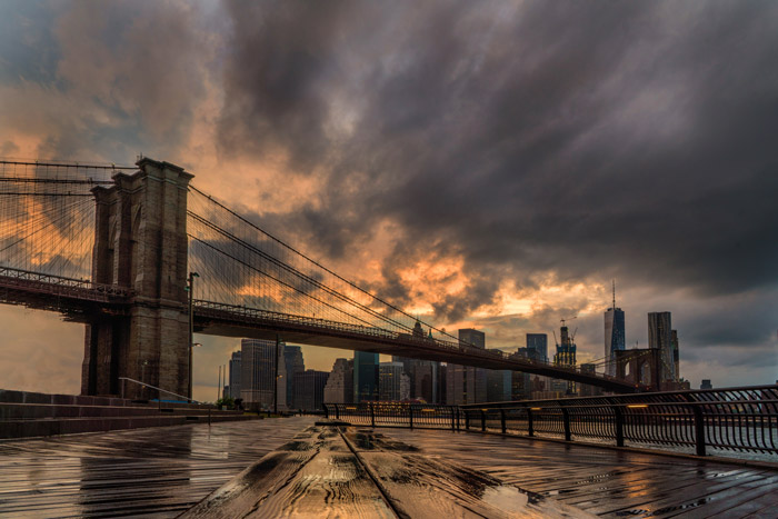 Brooklyn Bridge V