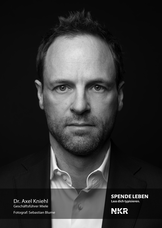 Axel Knie Vorstand Miele