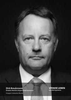 Dirk Breuckmann, Direktor Maritim Airport Hotel Hannover