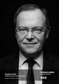 Stephan Weil, Niedersächsischer Ministerpräsident